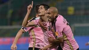 Stefano Moreo Haitam Aleesami Palermo Serie B 11112018