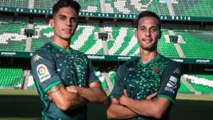 Real Betis Away Kit 2018/19