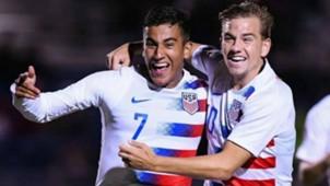 Juan Pablo Torres USMNT U20s Costa Rica 11152018