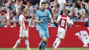 Michiel Kramer, Ajax - Feyenoord, 02042017