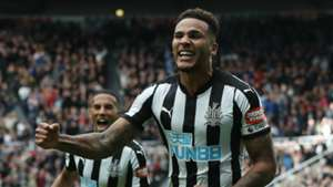 Jamaal Lascelles Newcastle United