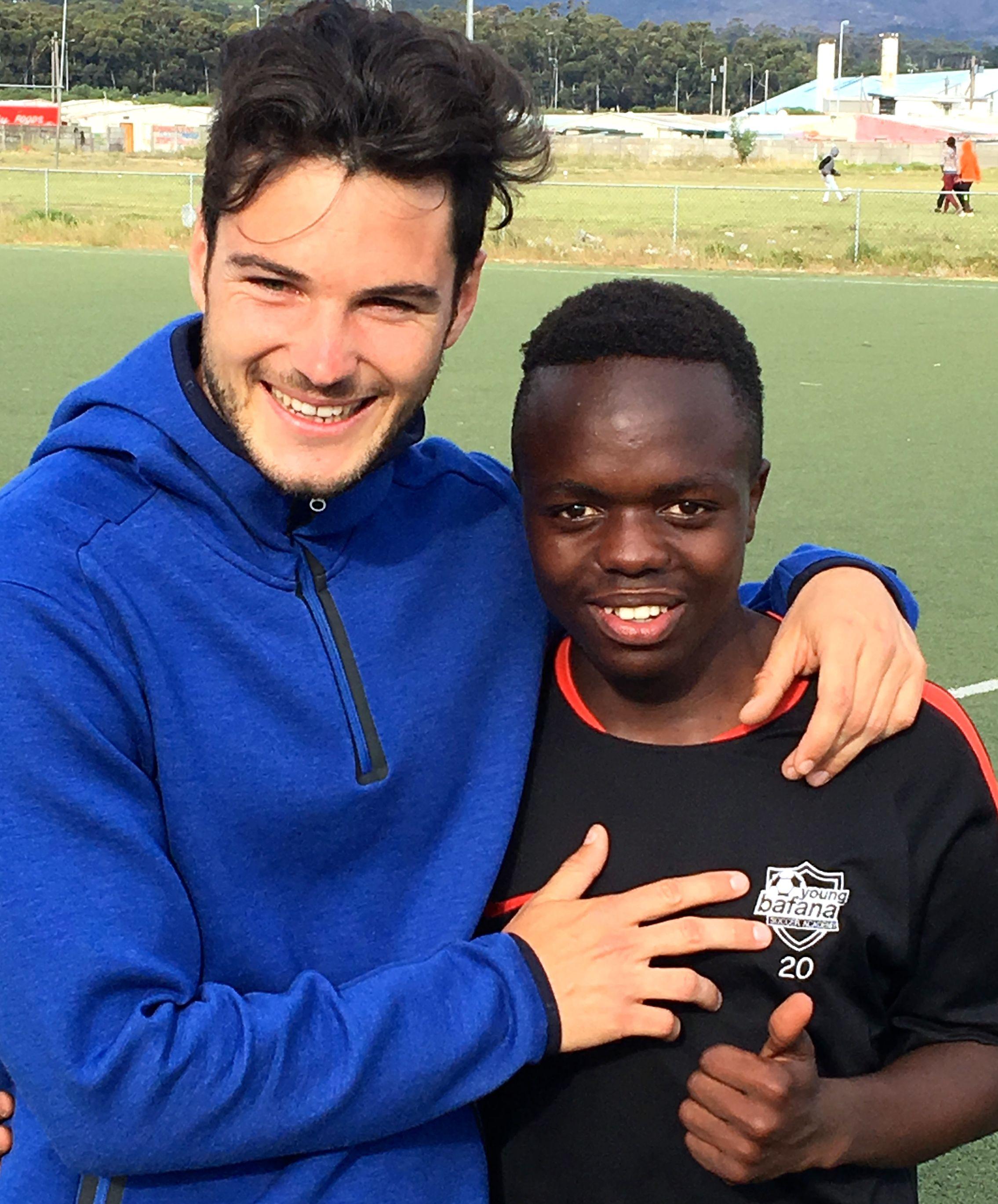 Young Bafana, Ronald Putsche