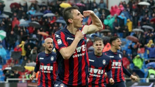 Ante Budimir, Crotone, Serie A, 25022018
