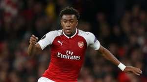 Alex Iwobi Arsenal