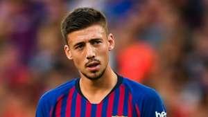 Clement Lenglet Barcelona 2018-19