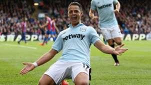 Javier Hernandez Chicharito West Ham