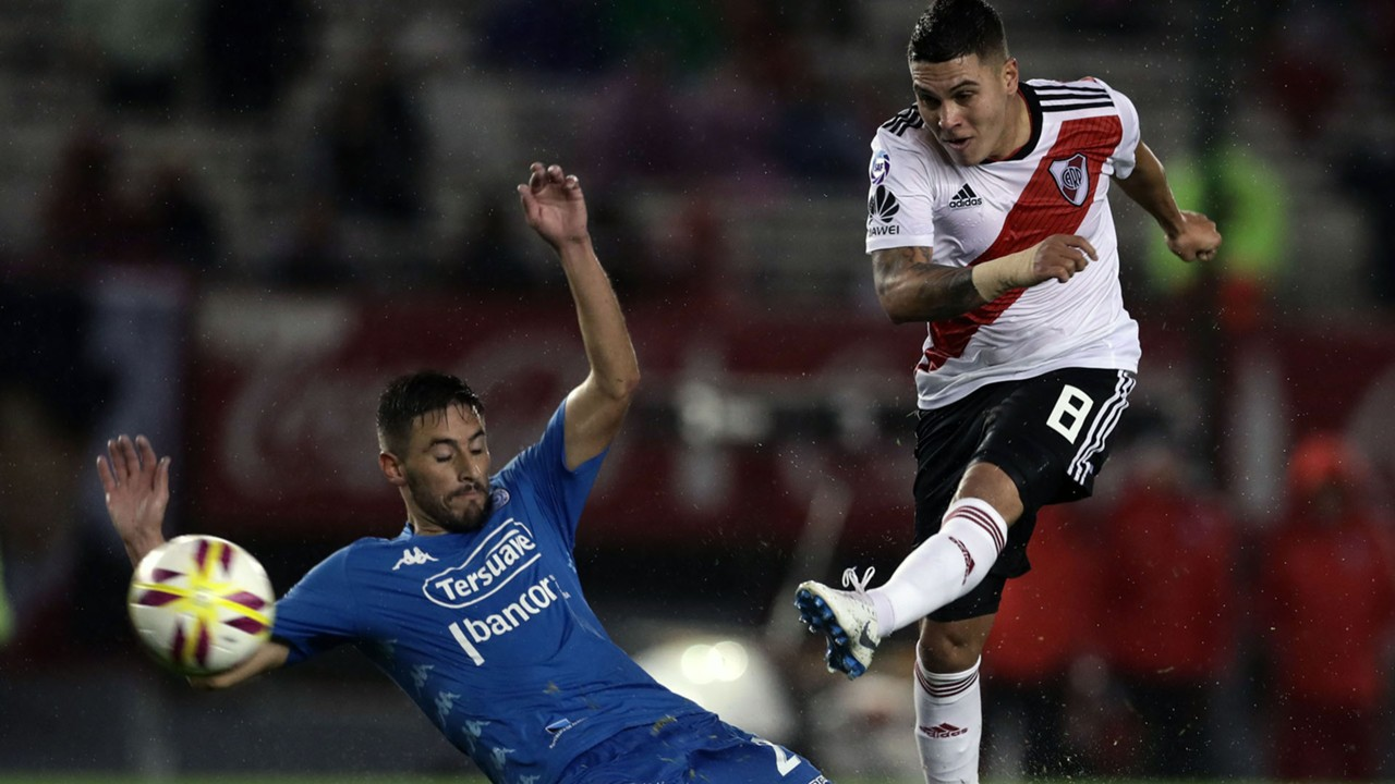 River Belgrano Juanfer Quintero Superliga argentina 180818