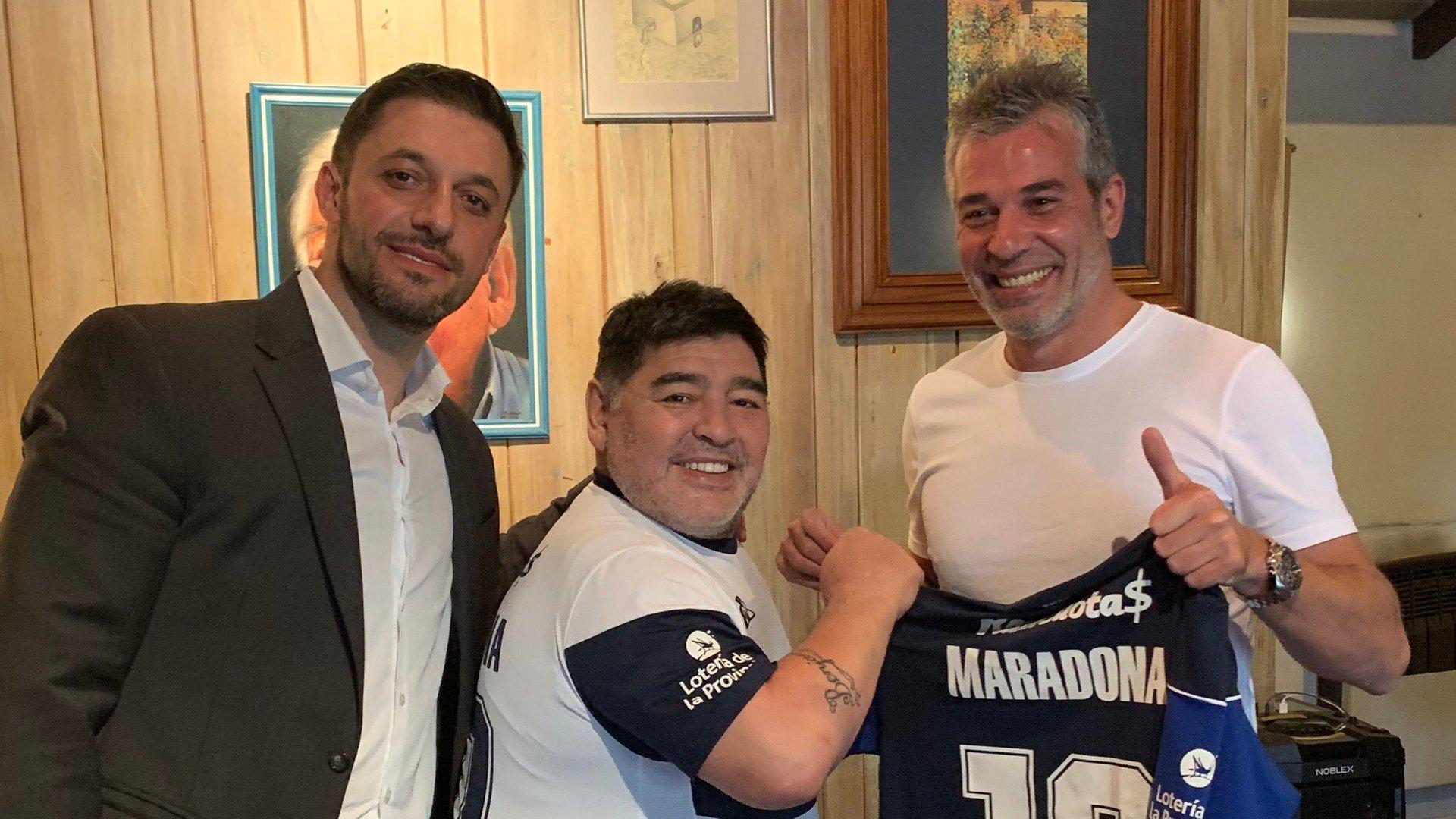 La surprenante anecdote de Maradona sur Messi — Argentine