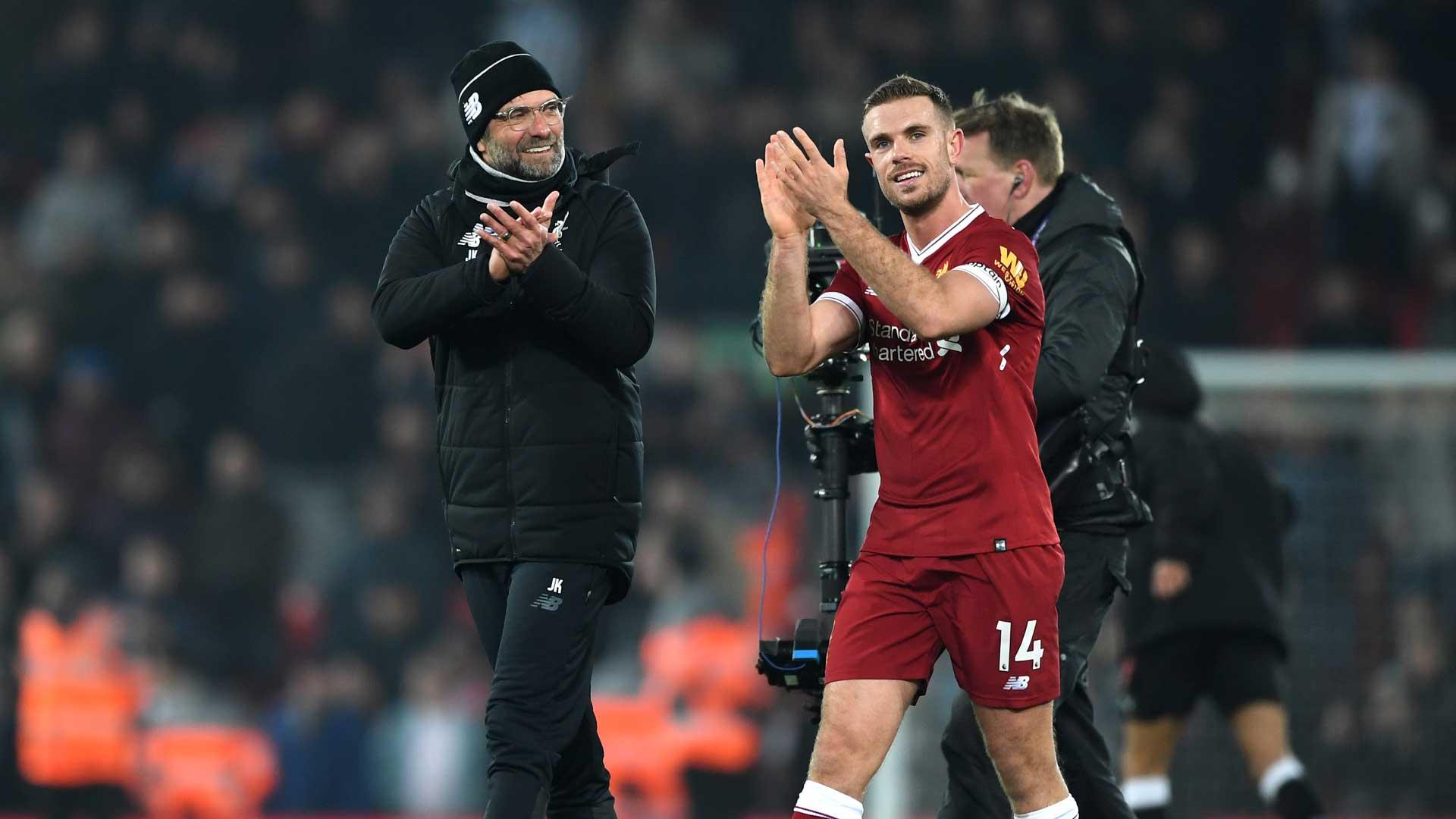 2018-03-06-Liverpool-Jurgen Klopp-Jordan Henderson