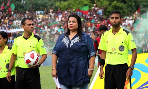 Sudeshna Mukherjee