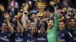 PSG Monaco Coupe de la Ligue 01042017
