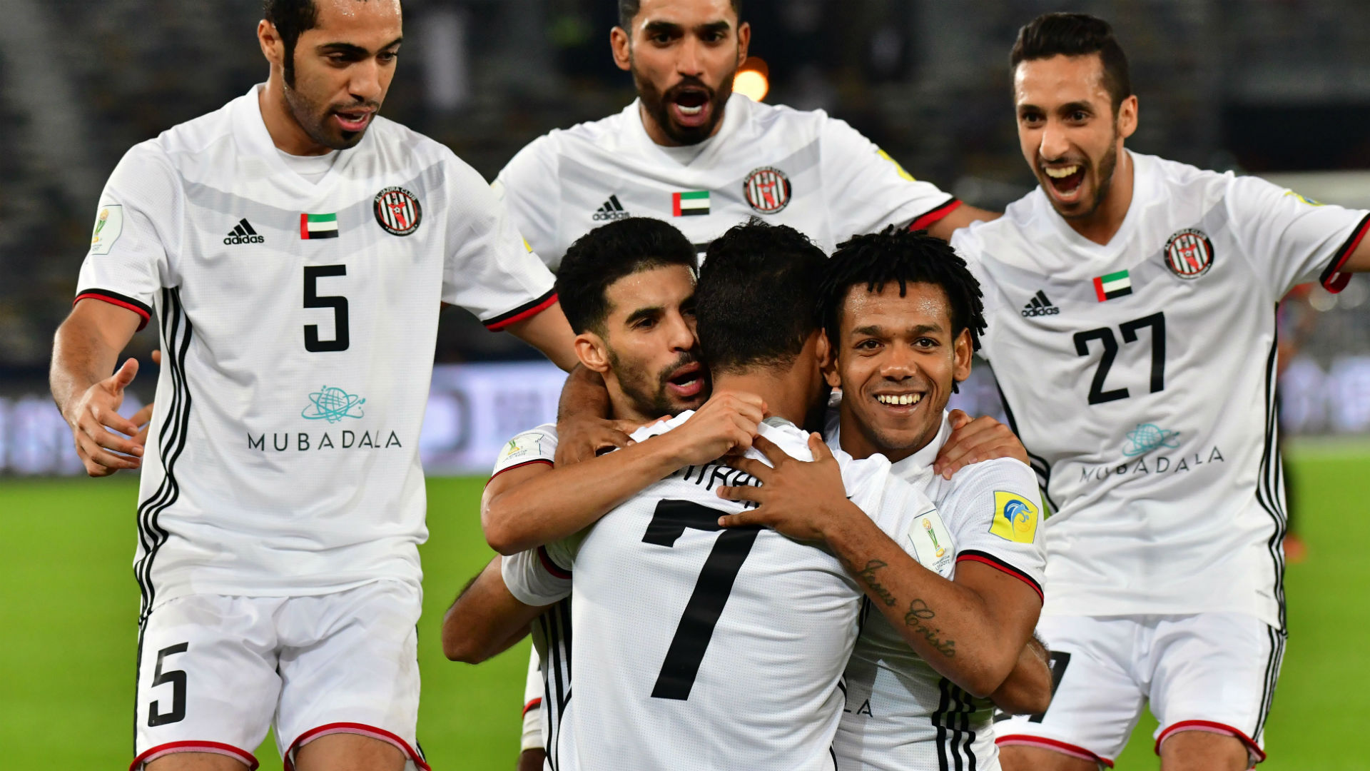 Ali Mabkhout Al Jazira Club World Cup