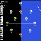 I-League TOTR Round 9?