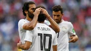 Mohamed Salah Egipto Rusia 2018