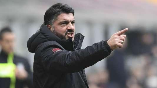 Gennaro Gattuso Milan coach