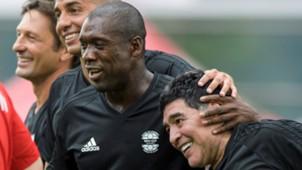 Clarence Seedorf, Diego Maradona 07072017