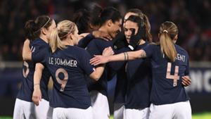 France women 2019