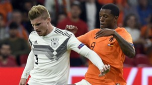 Timo Werner Germany 2018