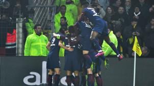 Paris Saint-Germain PSG 14012018
