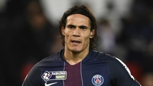 HD Edinson Cavani Paris Saint-Germain