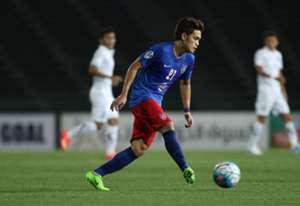 Nazmi Faiz Mansor Johor Darul Ta'zim AFC Cup 19042017