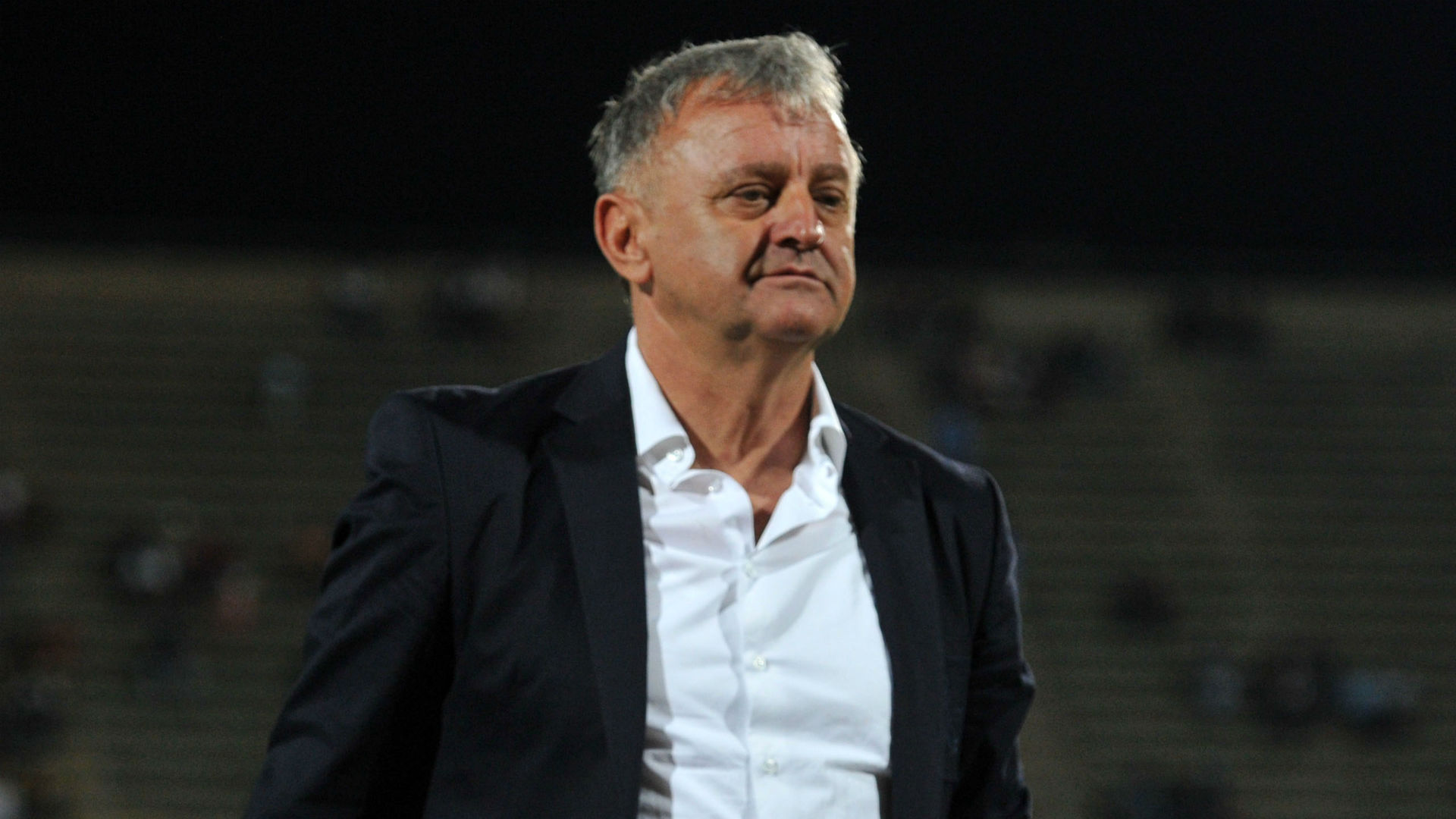 Zlatko Krmpotic, Polokwane City, September 2017