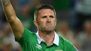 Most capped Europeans Robbie Keane