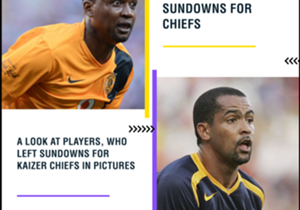 With Khama Billiat having secured a move to Kaizer Chiefs from Mamelodi Sundowns, Goal takes a look at players who left the Brazilians for Amakhosi down the years.