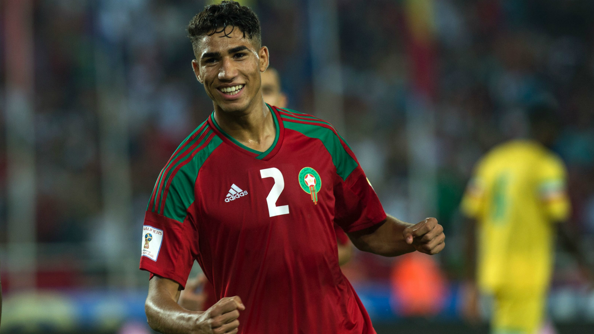 Image result for achraf hakimi morocco