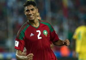 Morocco's Achraf Hakimi will come up against six of his Real Madrid teammates, namely Sergio Ramos, Nacho, Dani Carvajal, Lucas Vázquez, Marco Asensio and Isco