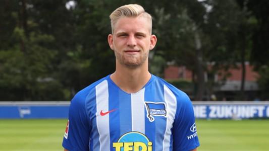 Arne Maier Hertha Berlin