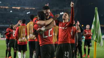 Ramy Bensebaini Betis Sevilla Rennes UEFA Europa League 21022019