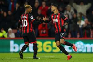 Jordon Ibe Joshua King Bournemouth Chelsea Premier League 01/30/19