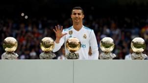 Cristiano Ronaldo Real Madrid Sevilla LaLiga 09122017
