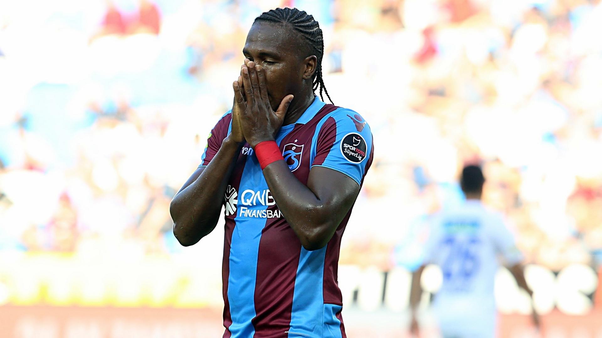 Hugo Rodallega Trabzonspor STSL 09292018