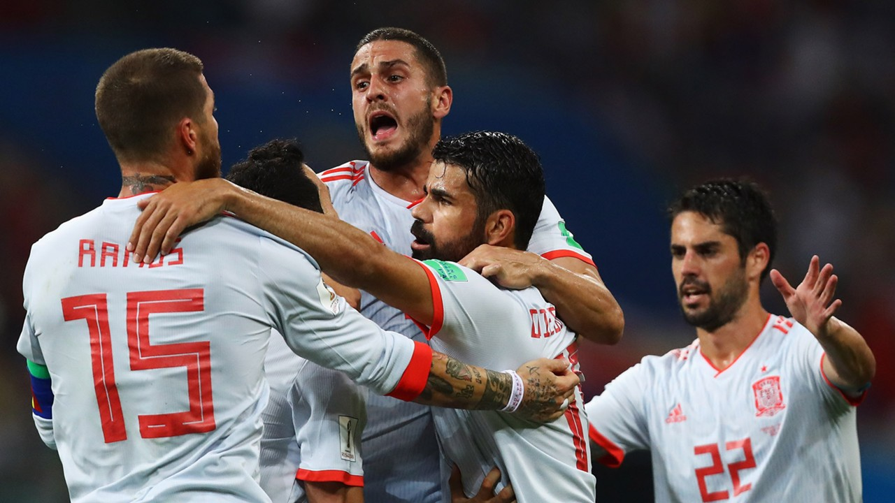 Spain Portugal World Cup 2018
