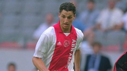 Young Zlatan Ibrahimovic Ajax