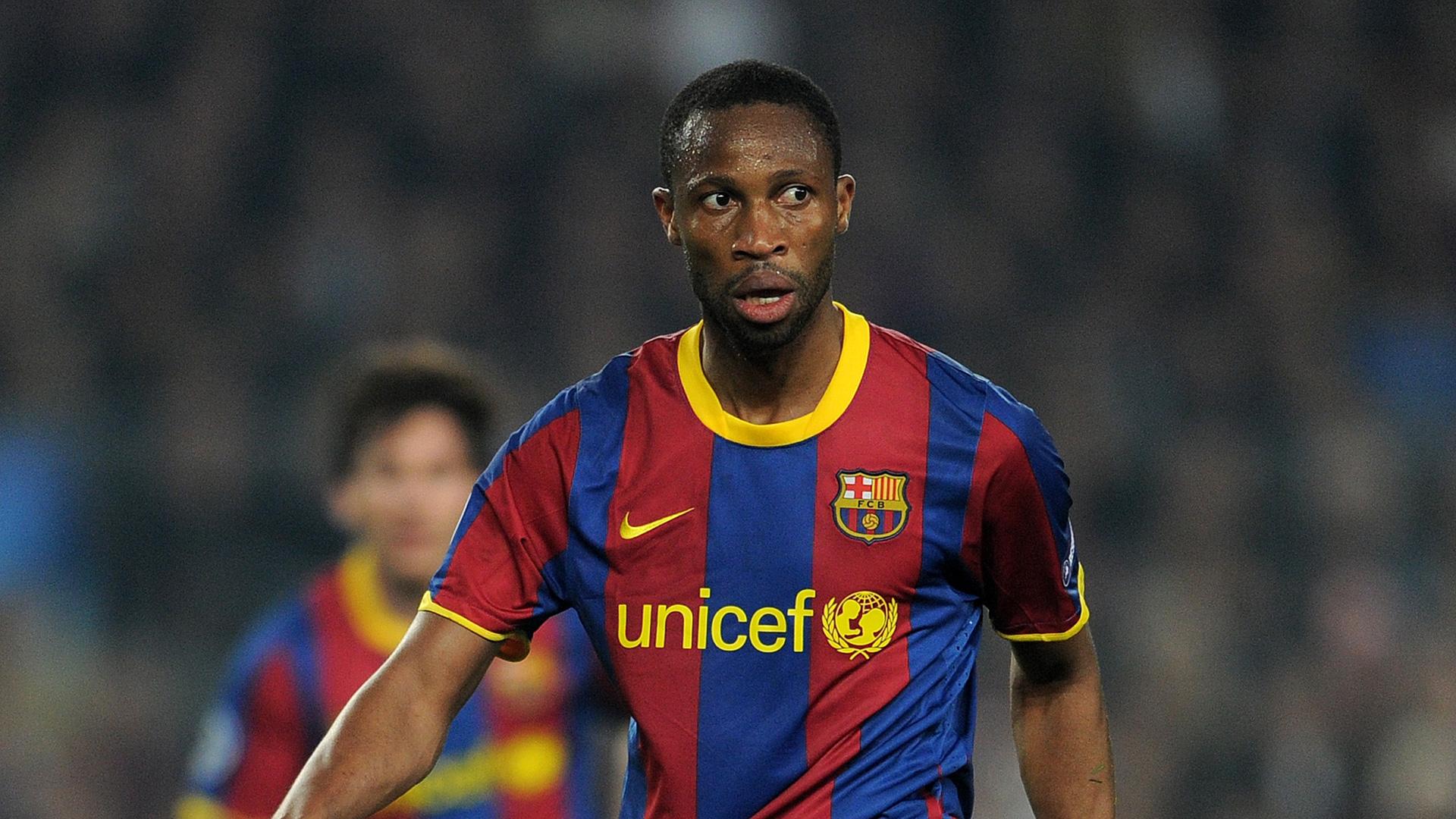 Seydou Keita FC Barcelona 06042011