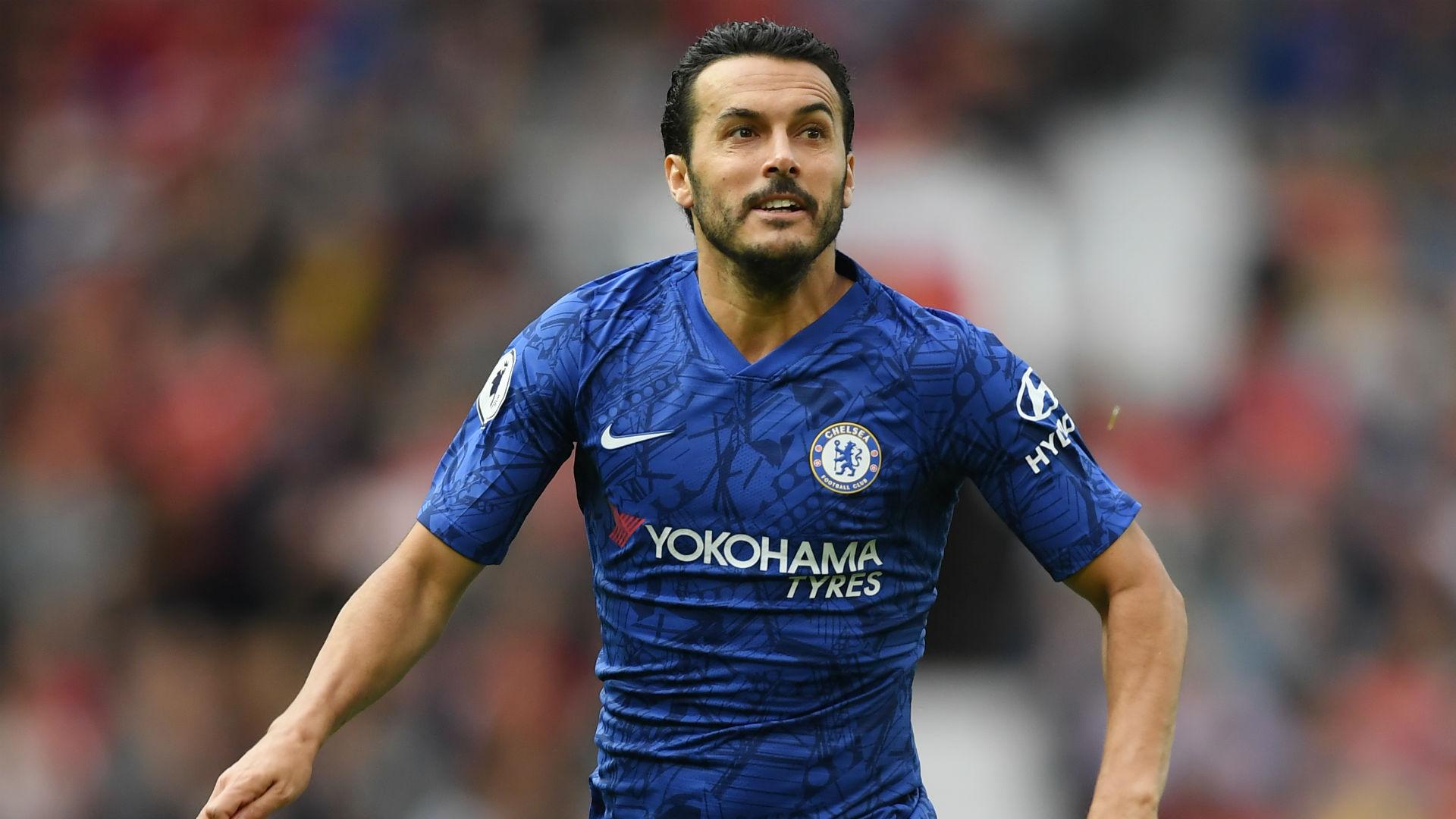 Pedro Chelsea Manchester United Premier League 2019