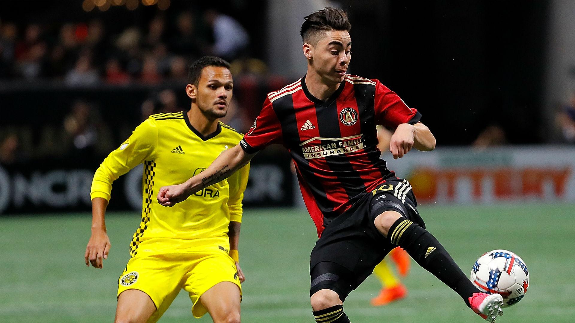 Miguel Almiron Atlanta United MLS 2017