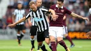 Siem de Jong, Newcastle United 07142017