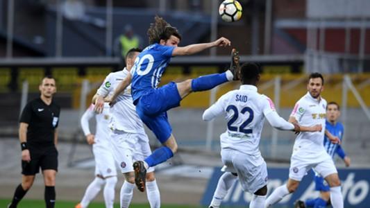 Lokomotiva Hajduk, kup 2018
