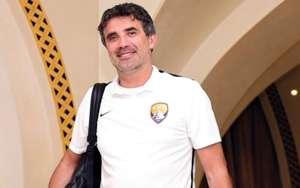 Zoran Mamic Al Ain UAE Arabian Gulf League