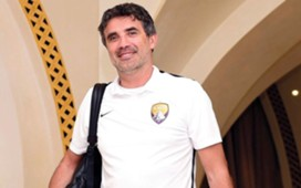 Zoran Mamic Al Ain UAE Arabian Gulf League