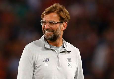 Klopp hopes Liverpool 'make the next step'