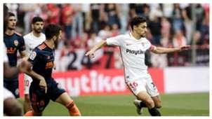 Jesus Navas Sevilla Valencia LaLiga