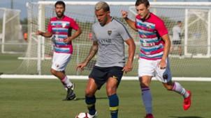 Carlos Tevez Boca pretemporada 2018