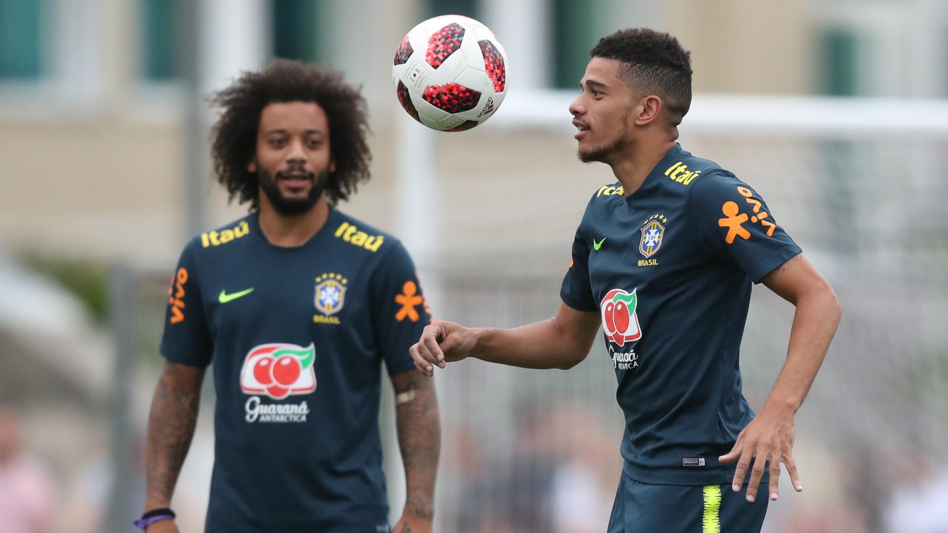 Marcelo Taison I Brasil I Copa do Mundo I 04 07 18