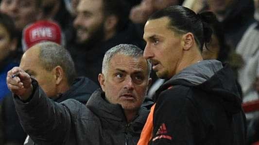 2017-12-09 Ibrahimovic Mourinho