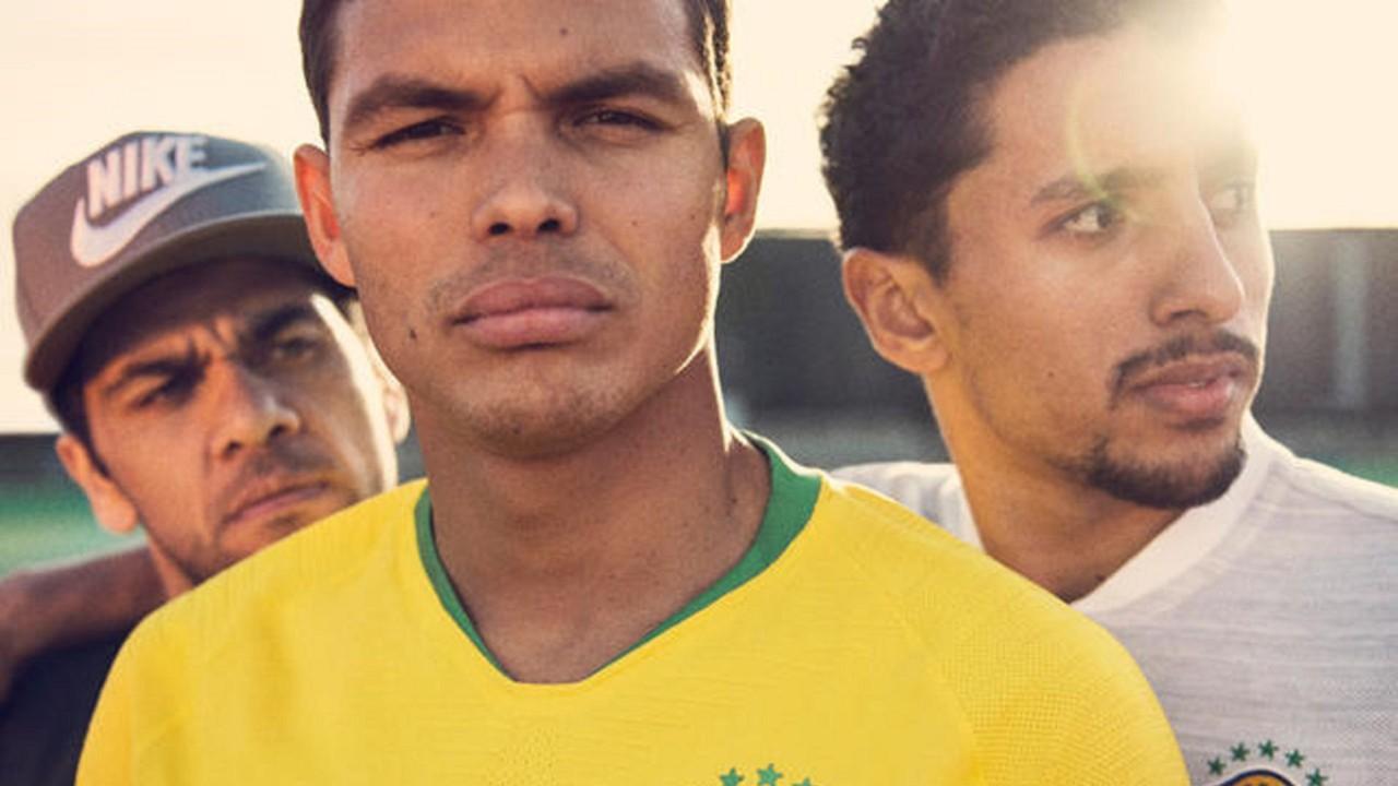 mondiali 2018 ecco la maglia brasile goal